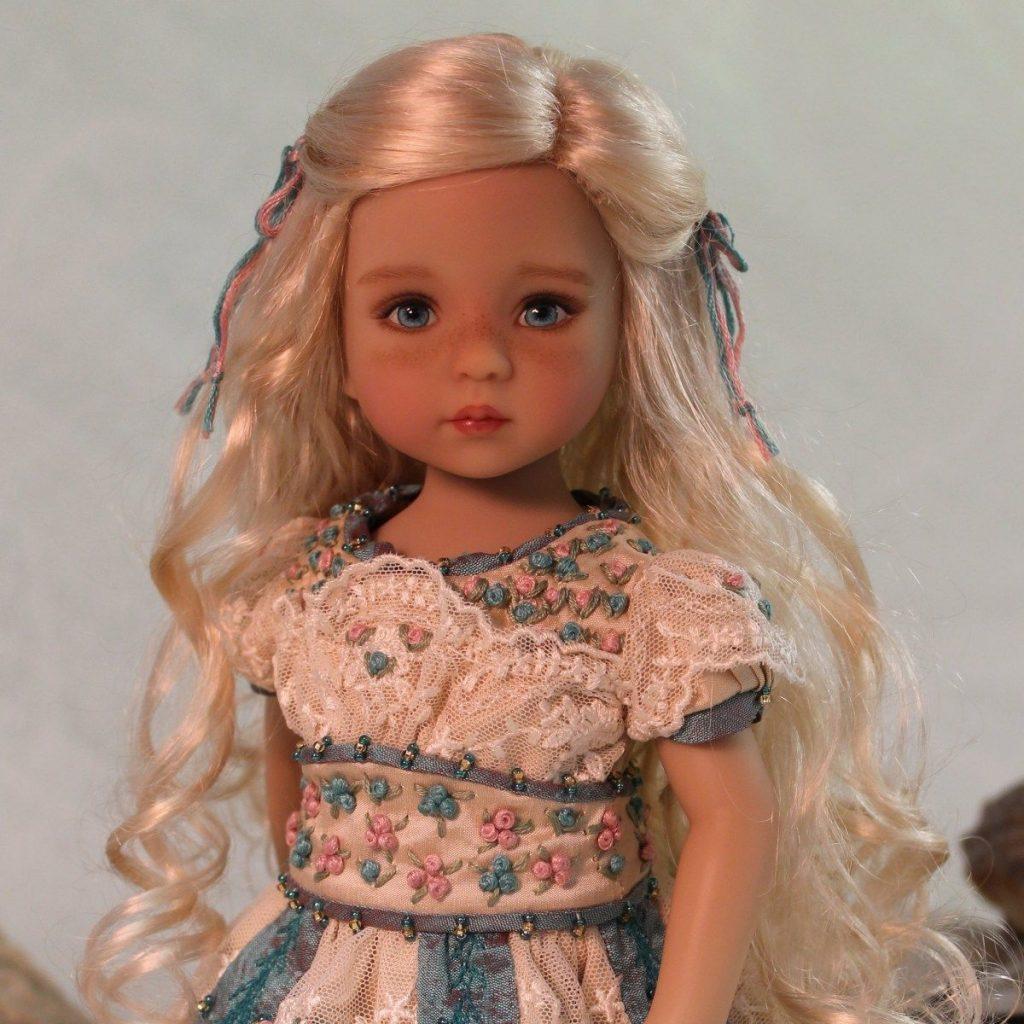 tierna muñeca barbie