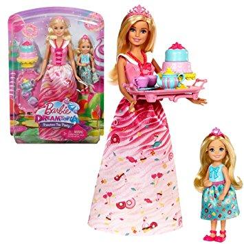 todos los juguetes de la barbie